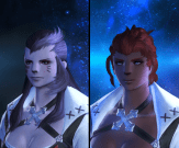 Roegadyn Ladies Tall, buff, and no butt to speak of.