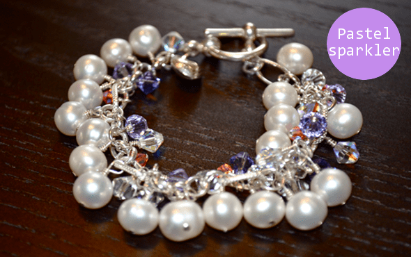 Sparkler bracelets