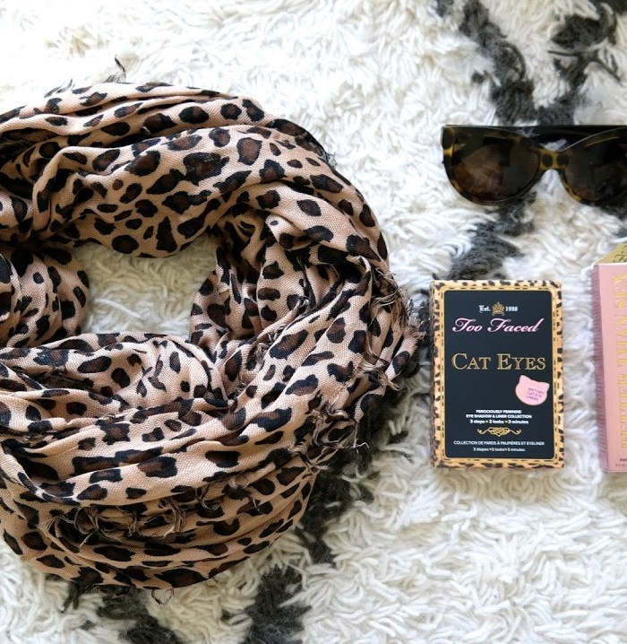 TOO FACED x SOLE SOCIETY GIVEAWAY