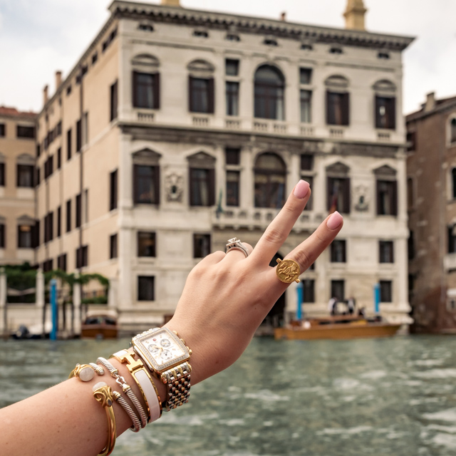 Arm Party in Venice