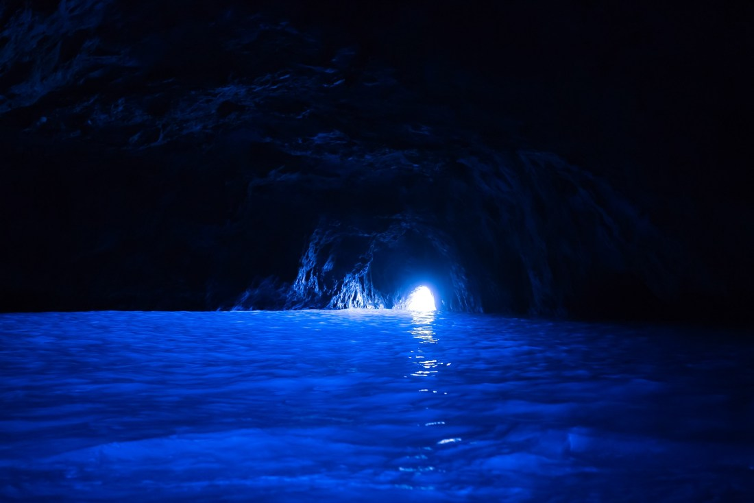 Blue Grotto Capri Italy Fancy Things Honeymoon