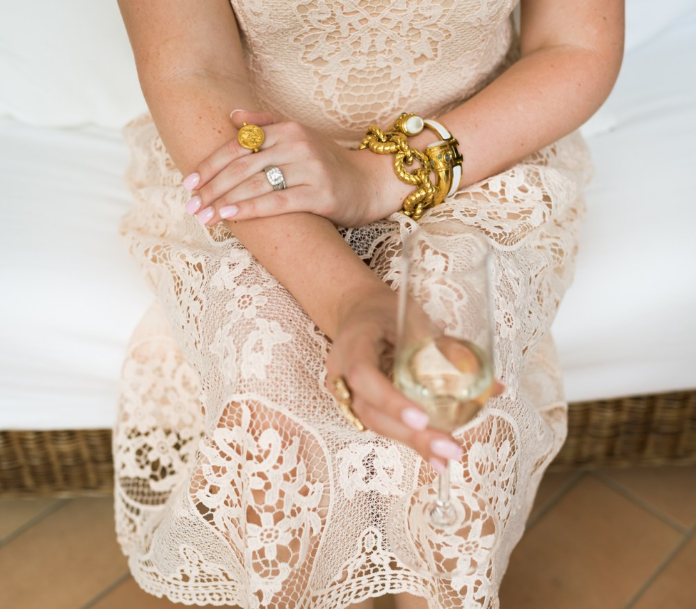 Julie Vos Jewelry River Island Lace Dress ASOS details Fancy Things