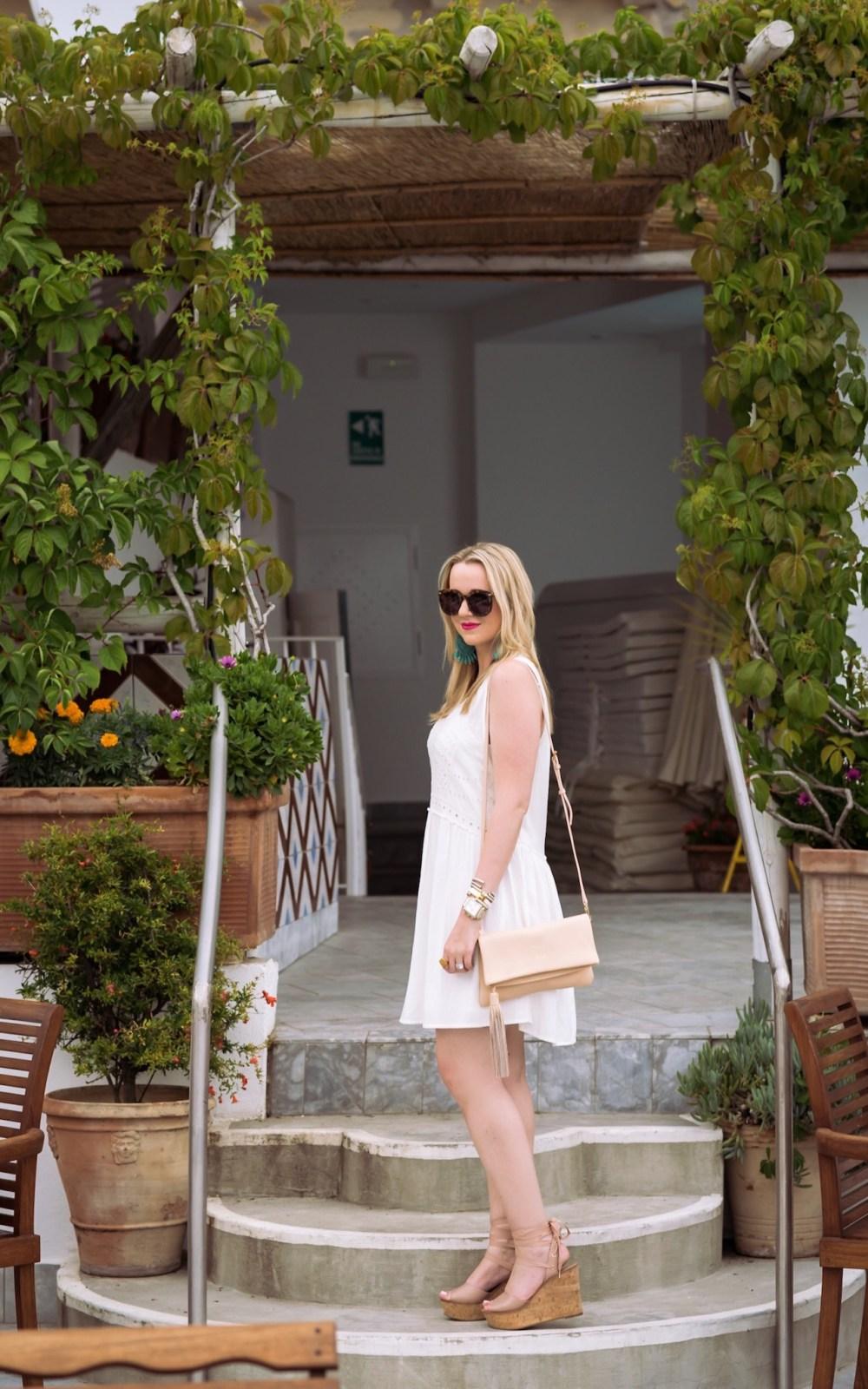 Amalfi Italy LWD Fancy Things Honeymoon