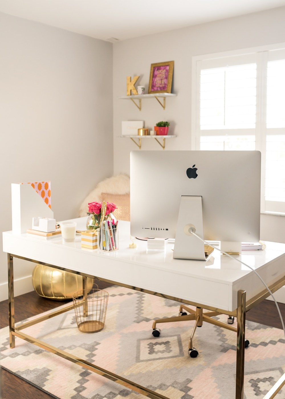 Fancy Things Home Office Decor