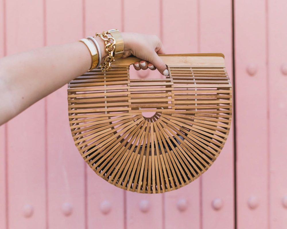 Image result for cult gaia bag flat lay