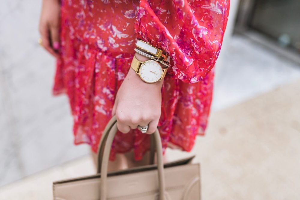 Outfit Details Cluse Watch Fancy Things