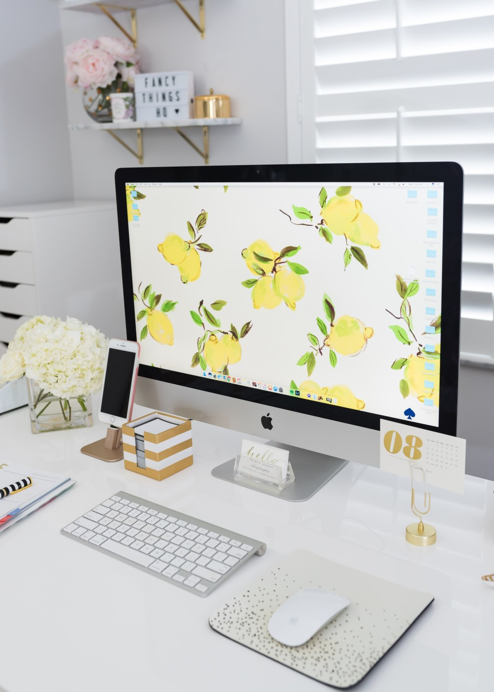 cute office.  Cute I Hope This Post Inspires You Whether Youu0027re Back To School Just Wanting  Stay Organized Or Creating A Home Office Space Of Your Own For Cute Office