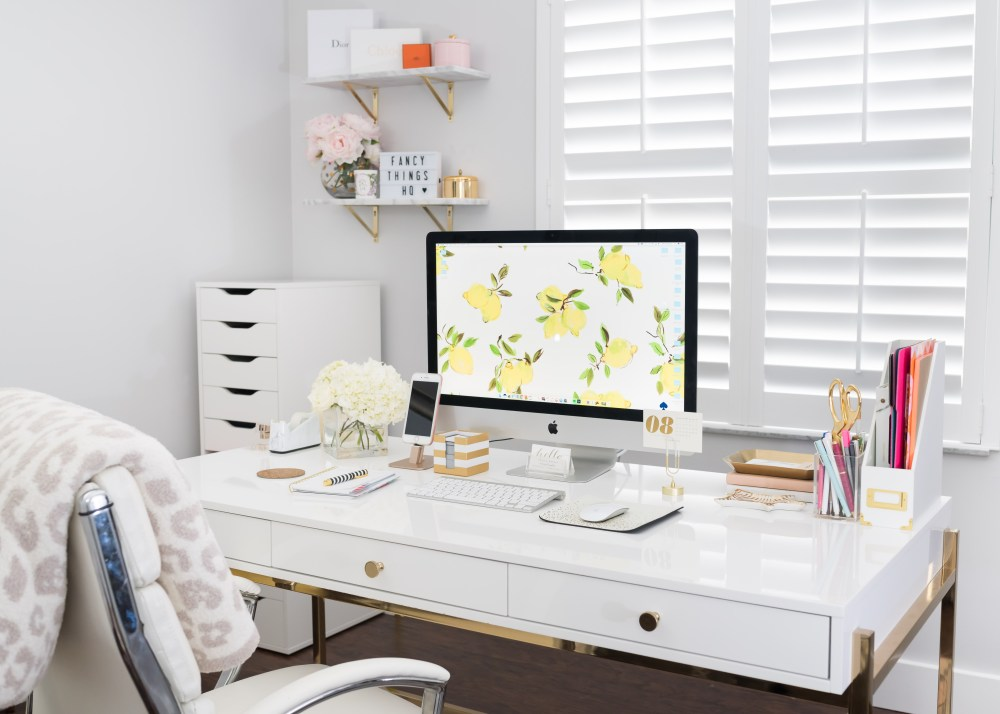 Cute Office Supplies And Decor The Fancy Things