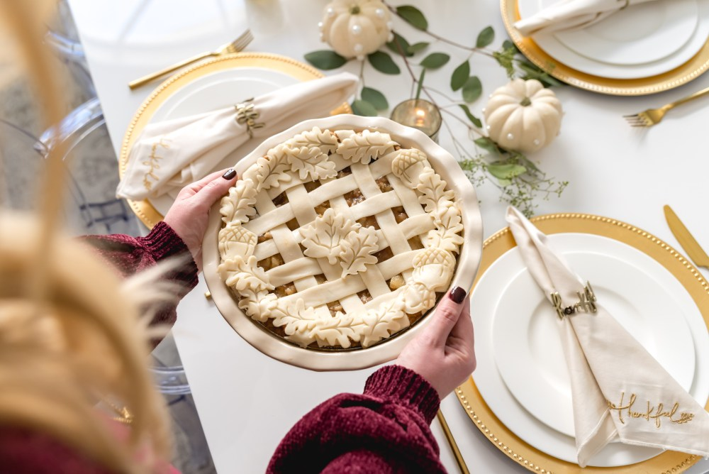Thanksgiving Apple Pie Williams Sonoma Pie Cutters Fancy Things