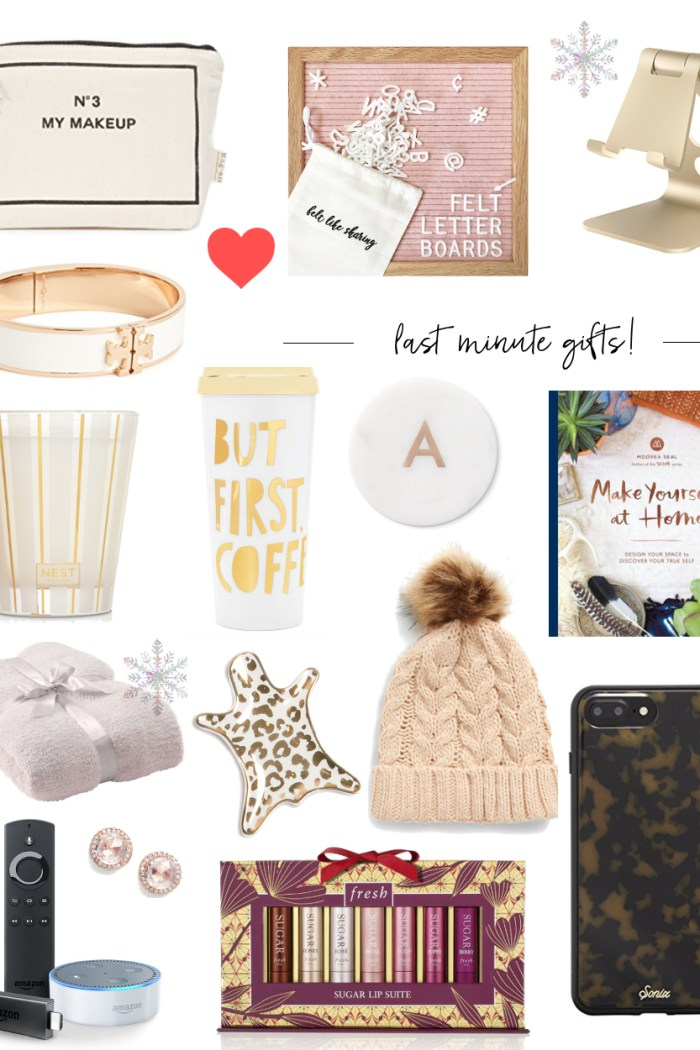 Last Minute Gift Ideas!