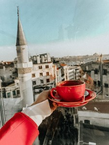 Ana Faneite the fashion streets what to do in istanbul