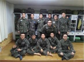 In The Barracks