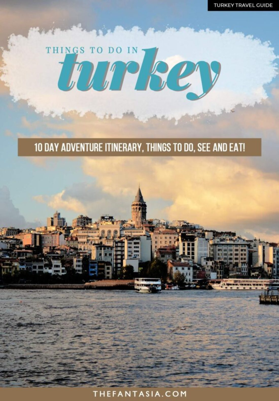 Few places in the world rave reviews all the time and Turkey is one of those. Here are my list of things to do in Turkey to help you plan your trip!