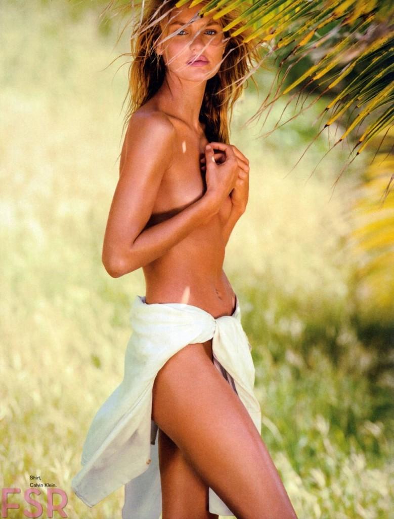 Candice Swanepoel Naked for Maxim Magazine 04