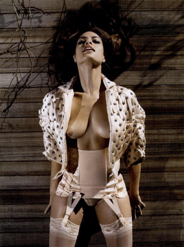 Eva Mendes Naked 10