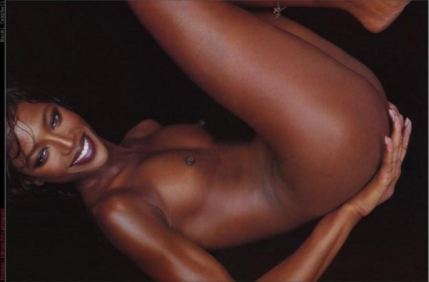 Naomi Campbell Naked 09