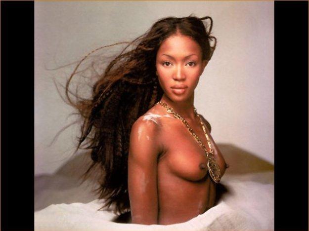 Naomi Campbell Naked 11