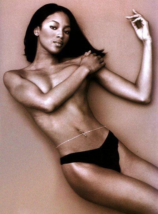 Naomi Campbell Naked 18