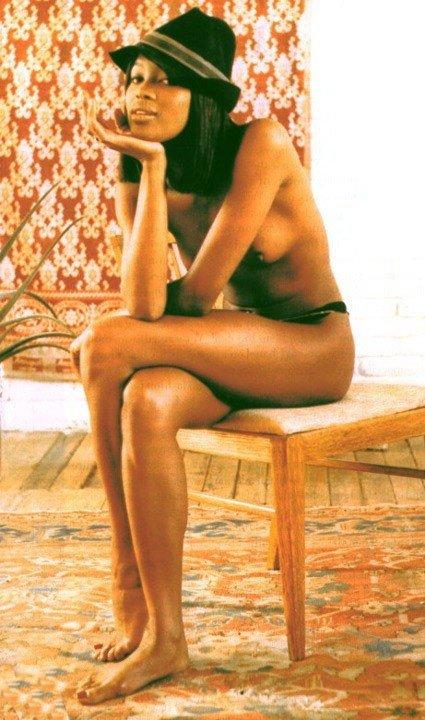 Naomi Campbell Naked 20