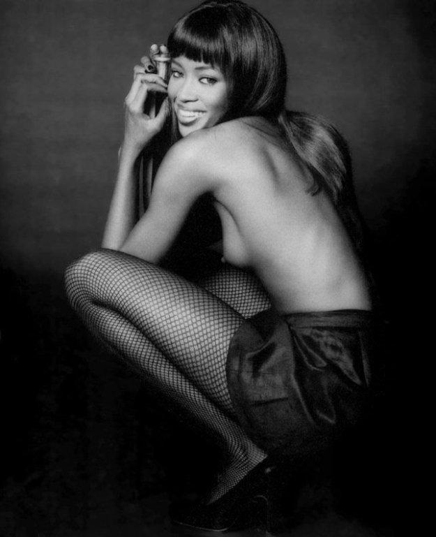 Naomi Campbell Naked 23