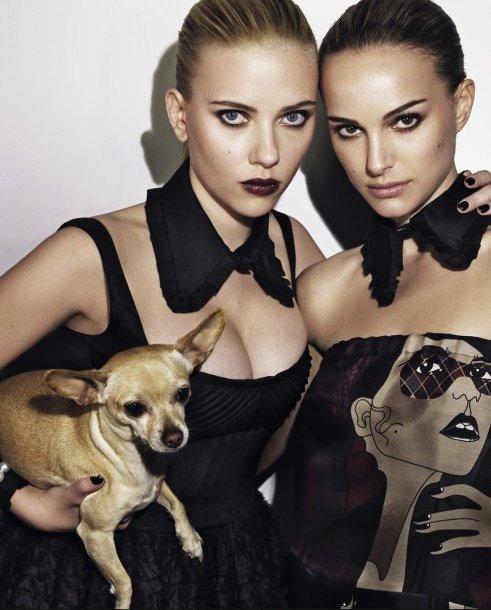 Scarlett Johansson and Natalie Portman 04