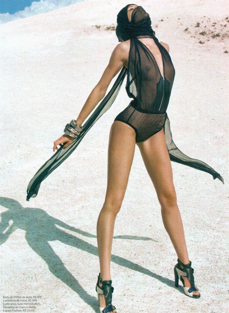 Candice Swanepoel Naked 69
