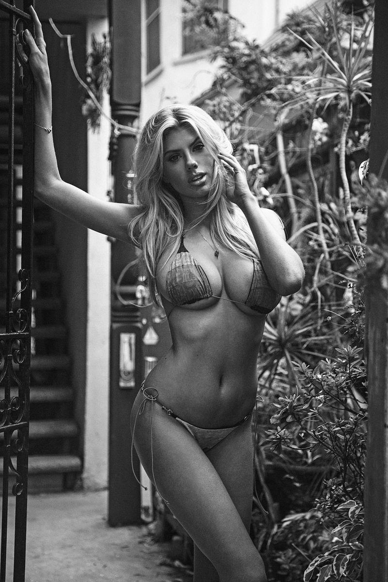 Charlotte-Mckinney-in-Bikini-3