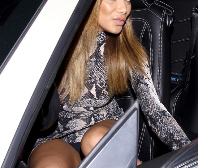 Nicole Scherzinger Upskirt 2