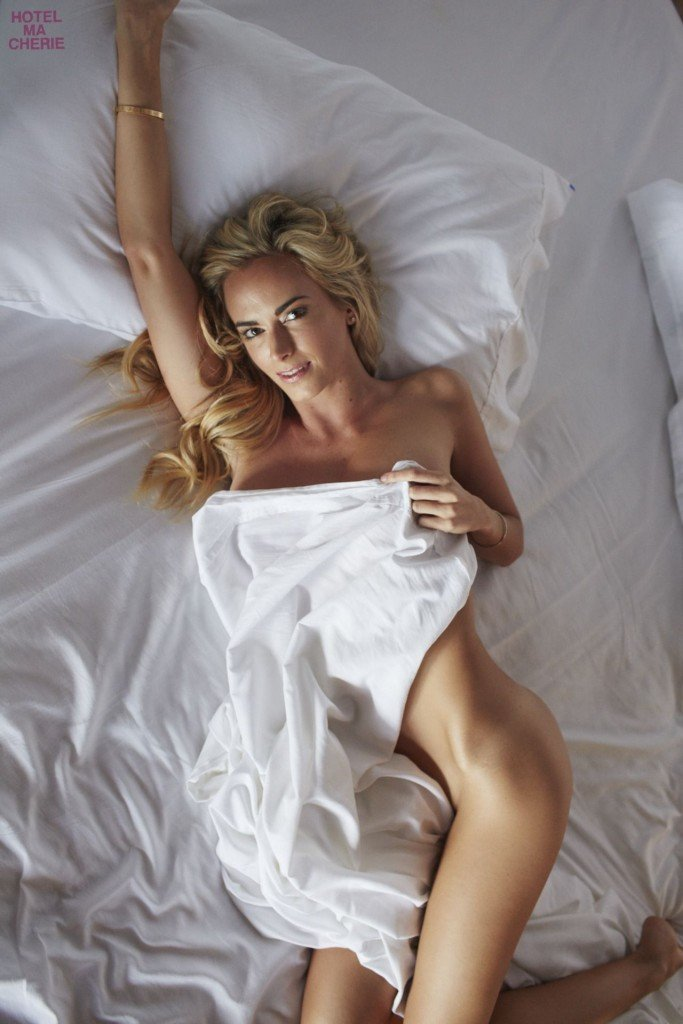 Jena Sims Nude Sexy 42