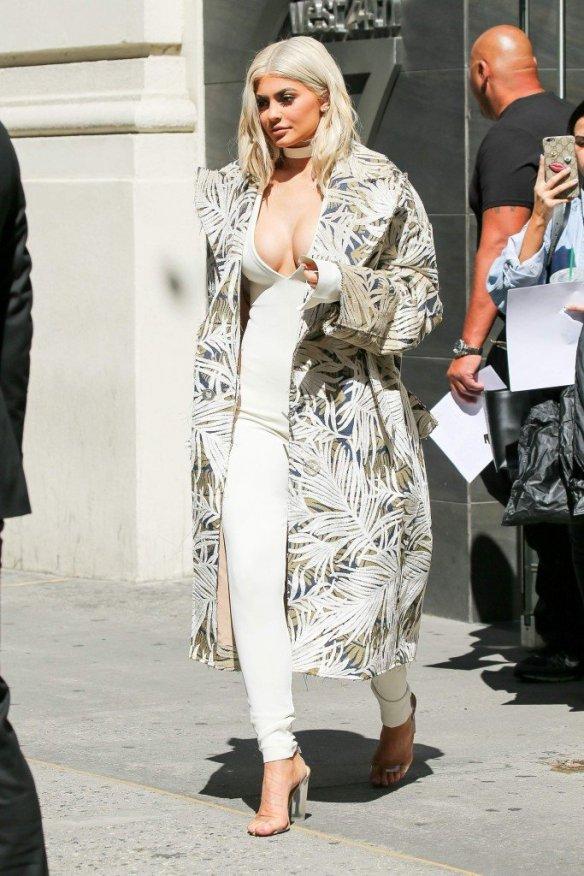 Kylie Jenner Sexy 12