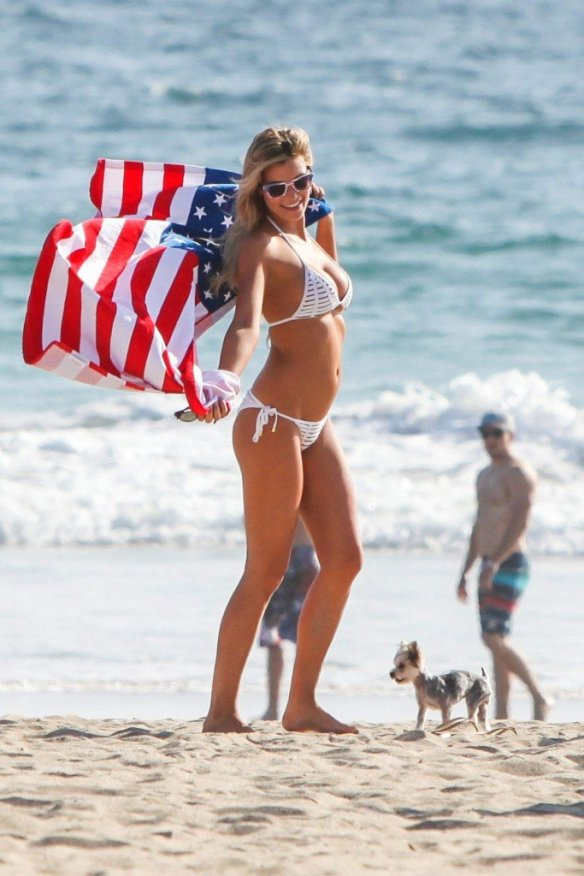 Samantha Hoopes Sexy 40