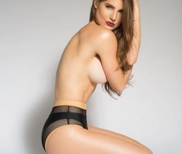 Amanda Cerny Topless Sexy 2 Photos
