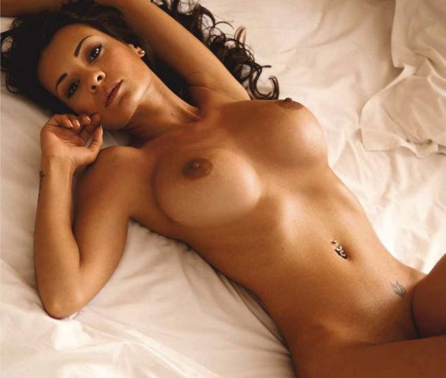 Joana Plankl Nude In The Pages Of Playboy Germany September 2015 3