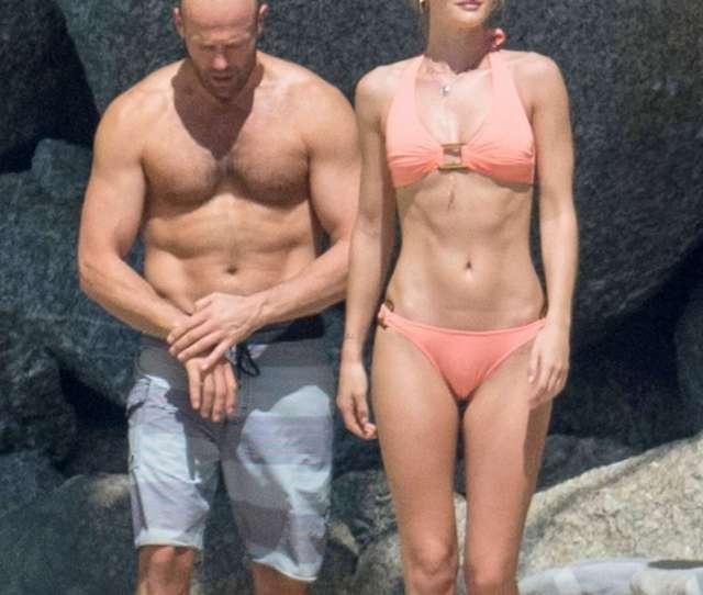 Rosie Huntington Whiteley In A Bikini