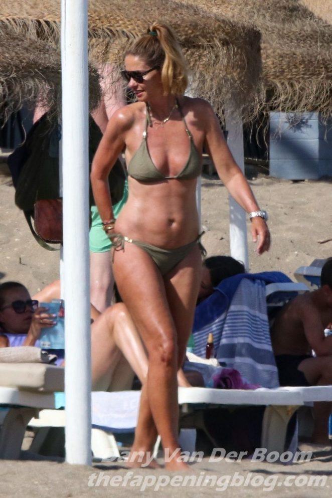 Dany Van Der Boom Bikini 3