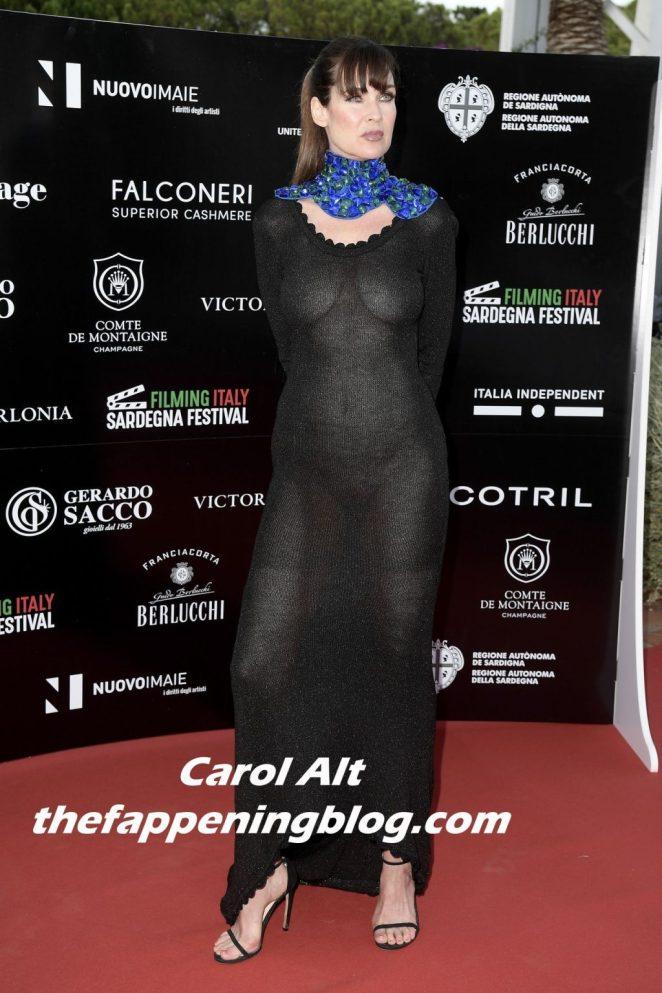 Carol Alt See-Through 3