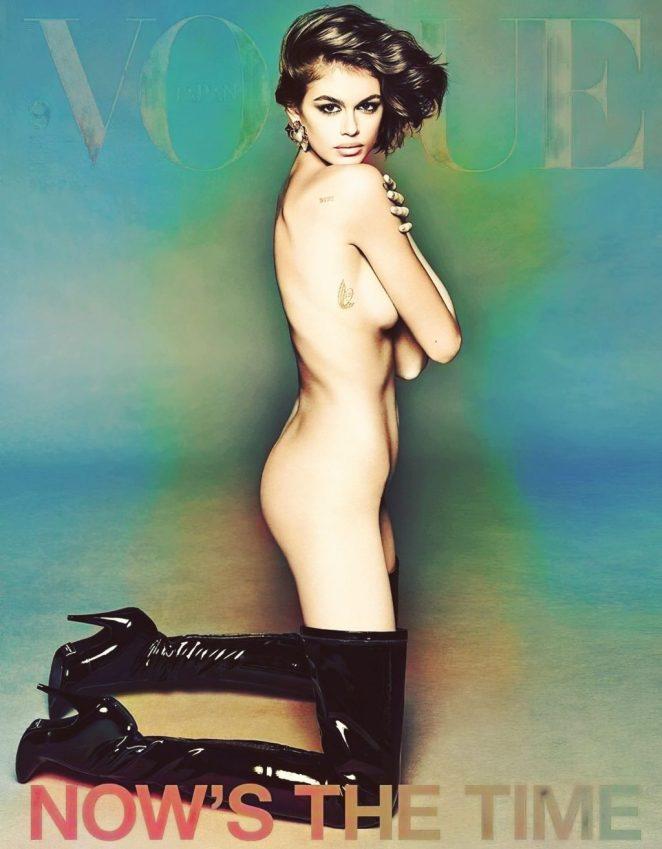 Kaia Gerber Naked 2