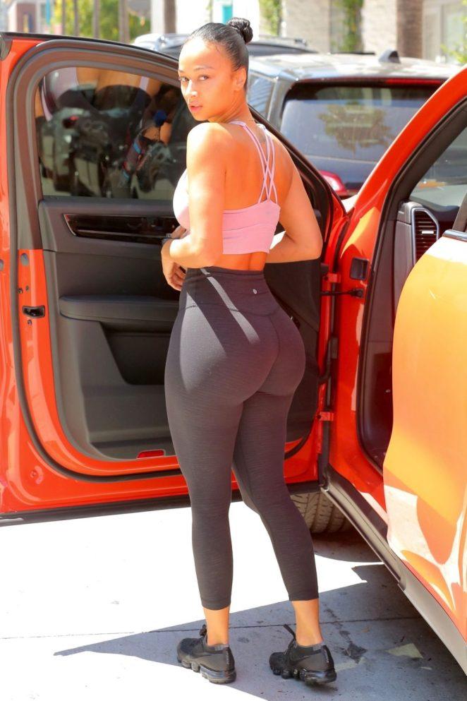 Draya Michele Hot 4