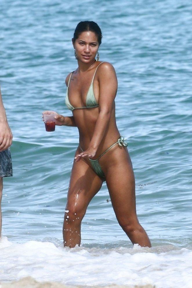 Erika Wheaton Bikini 2