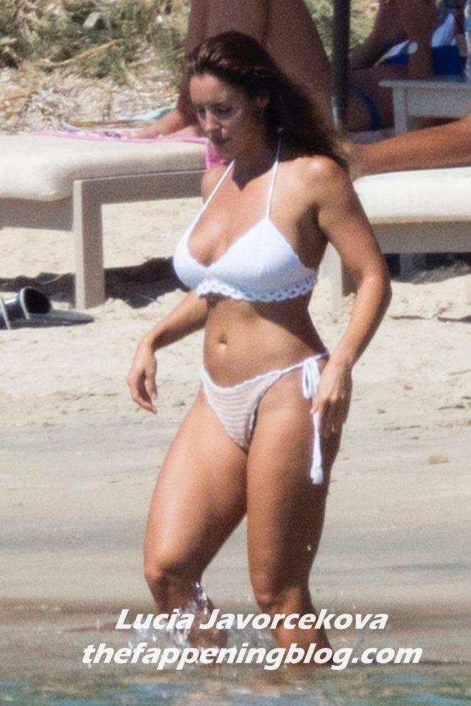 Lucia Javorcekova Bikini 4