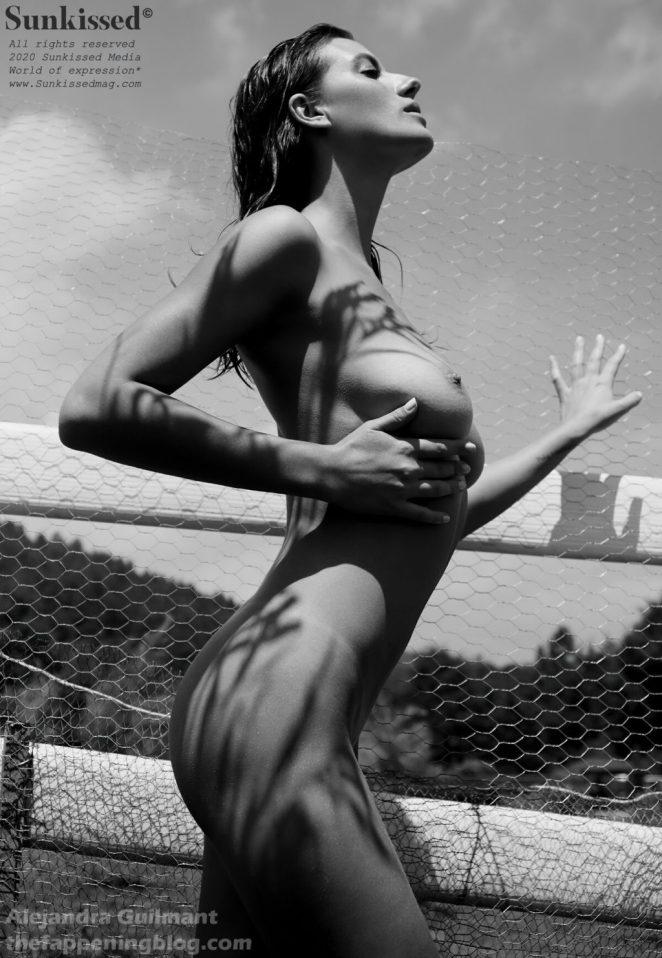 Alejandra Guilmant Naked 2
