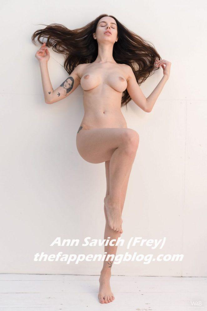 Ann Savich Naked 3