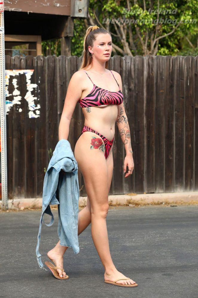 Ireland Baldwin Bikini 2