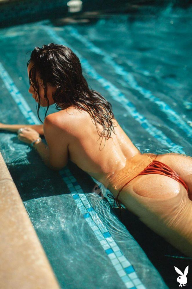 Danielle Alcaraz Naked 6