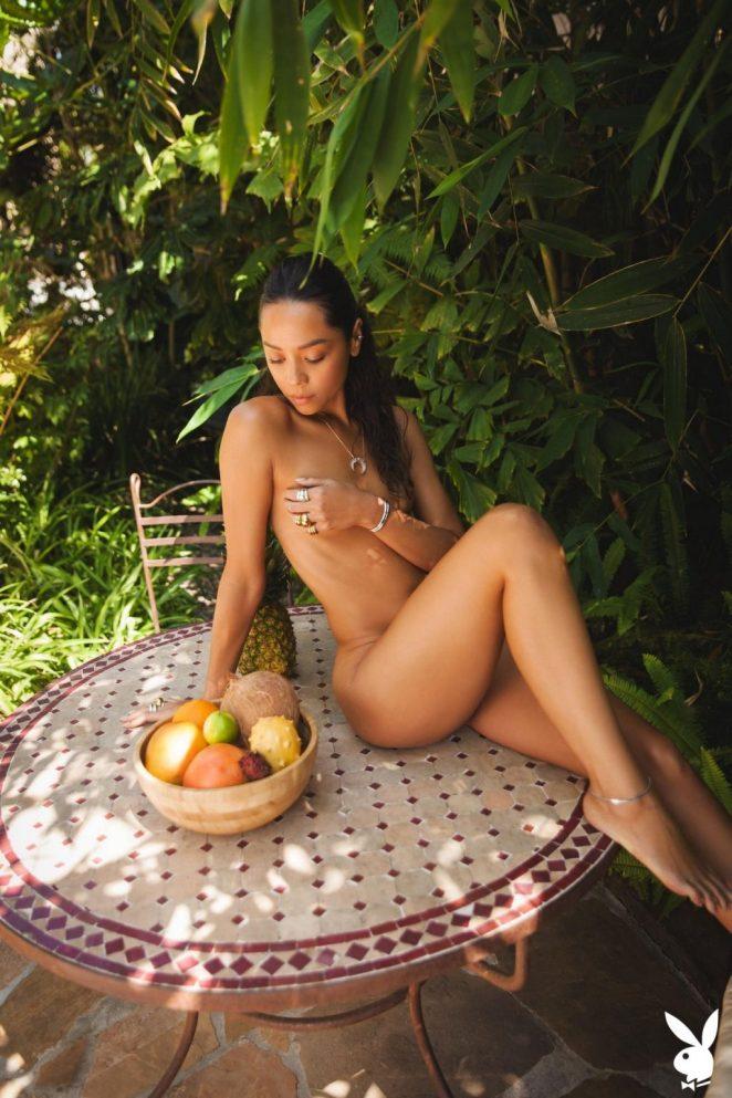 Danielle Alcaraz Naked 3