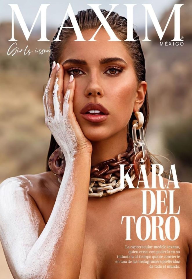 Kara Del Toro Naked 4