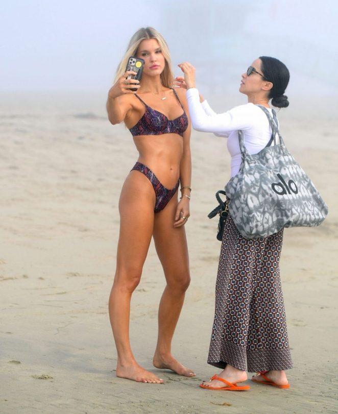 Joy Corrigan Bikini 4