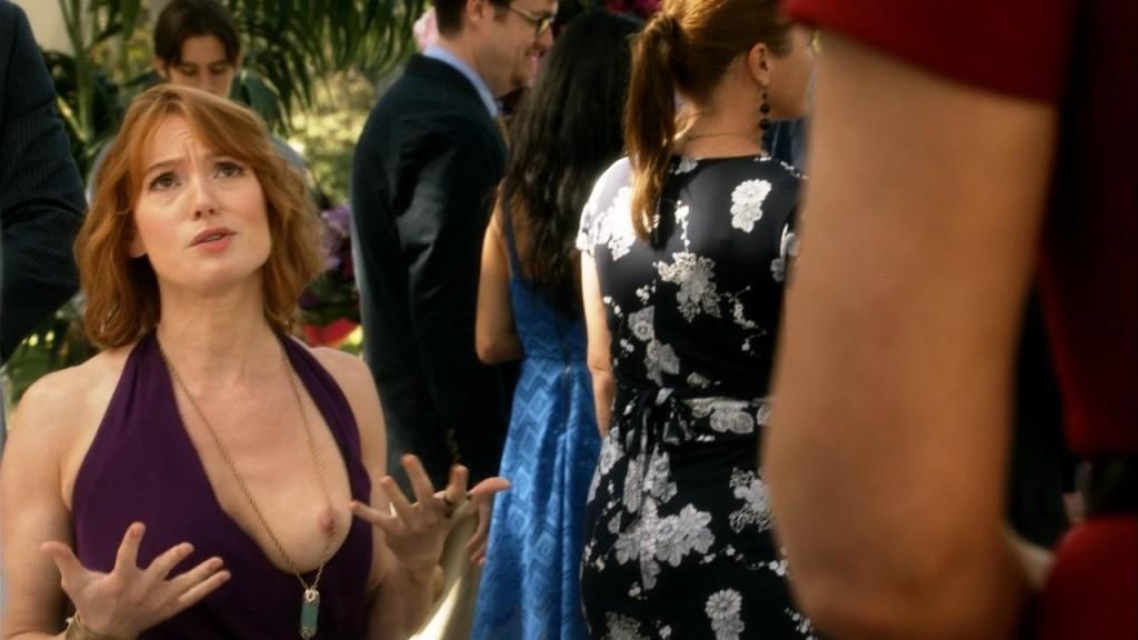 Alicia Witt Nude – House of Lies (6 Pics + GIF & Video)