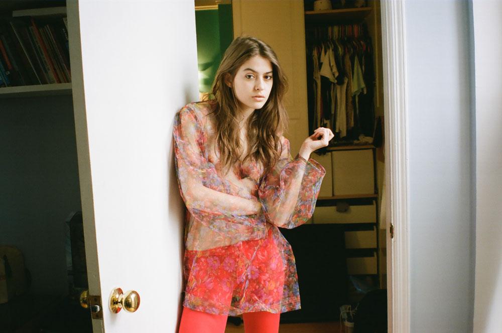 Gabriela Bloomgarden See Through (14 Photos)
