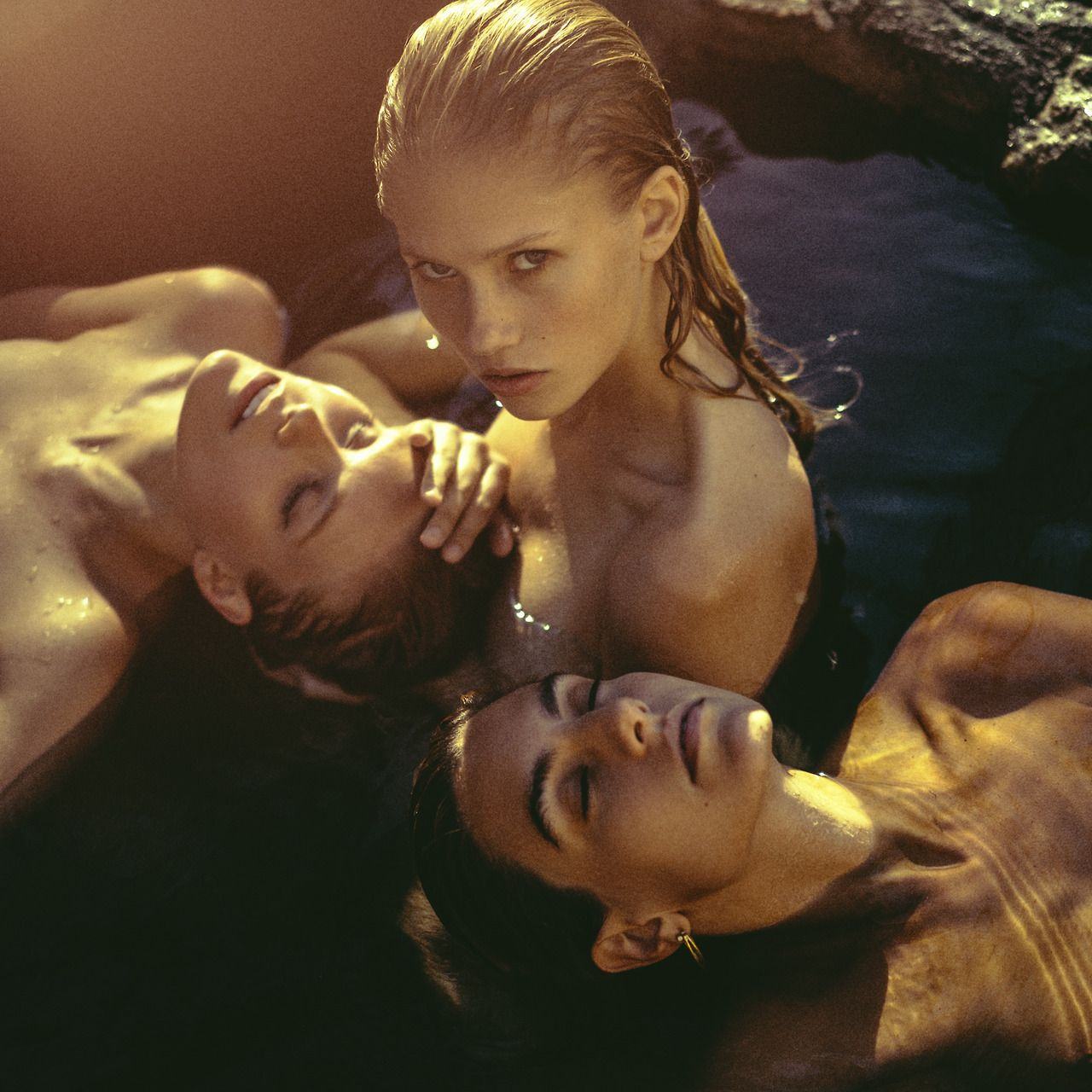Berit Birkeland, River Liana & Yasmina Jones Nude (10 Photos)